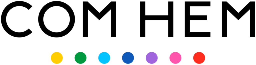 Com Hem Logotyp